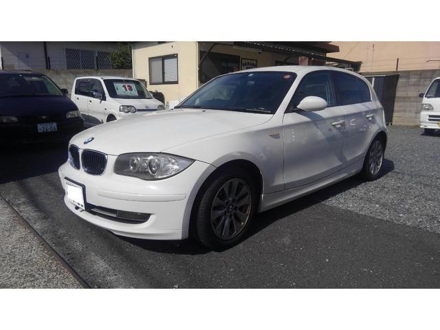 BMW 116i HDDサイバーナビ バックカメラ ETC