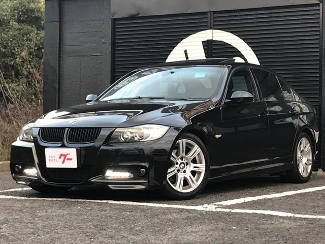 BMW 325i Mスポーツ サンルーフ HDDナビ DVD再生