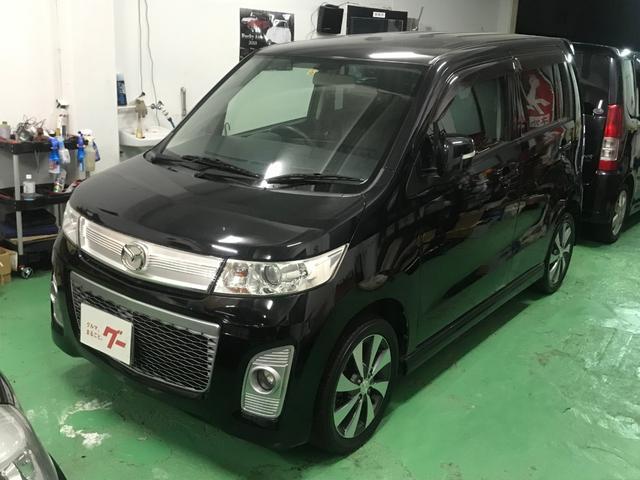 「マツダ」「AZ-ワゴン」「コンパクトカー」「長崎県」の中古車