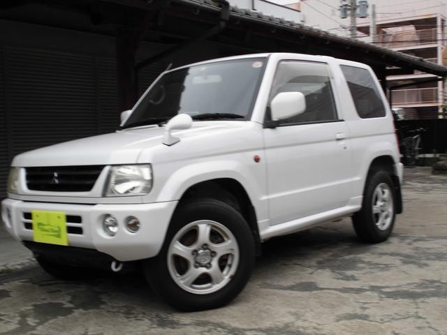 三菱 X 2WD オートマチック キーレス ホワイトパール