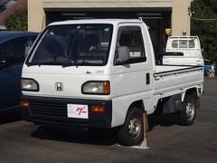 アクティトラック4WD エアコン 5速マニュアル 三方開