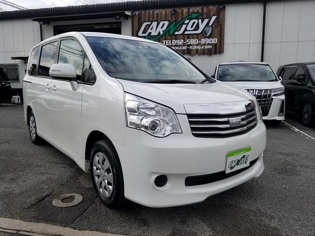 トヨタ X ユーザー買取車両 ナビ地デジバックカメラETC