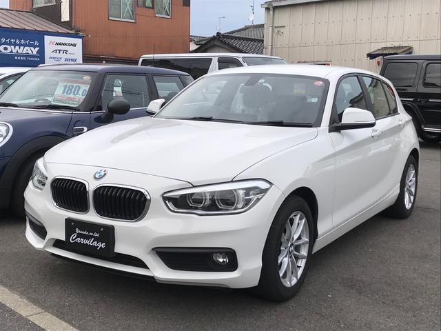 BMW 118i ナビ AT AW スマートキー オーディオ付 AC