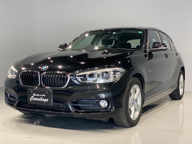 BMW 1シリーズ 118i AW ナビ AT オーディオ付 DVD 衝突被害軽減システム  バックカメラ