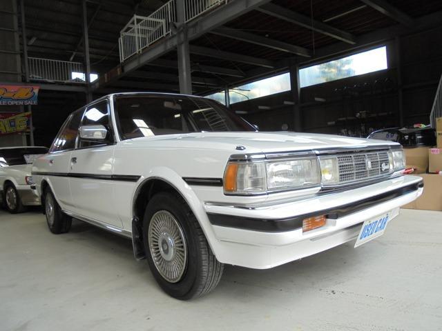 トヨタ マークII グランデ (車検整備付)