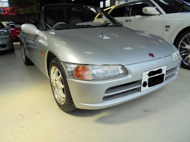 「ホンダ」「ビート」「オープンカー」「福岡県」の中古車