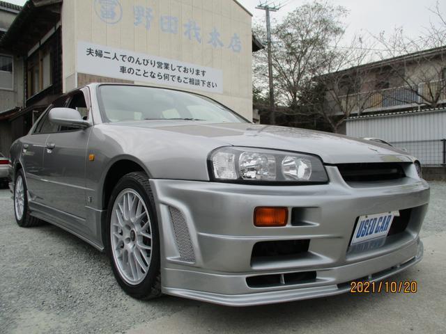 スカイライン(日産) 25GT FOUR L セレクション 中古車画像