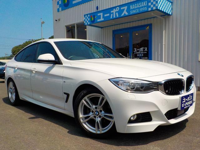 BMW 320iグランツーリスモ Mスポーツ HUD ACC 黒革