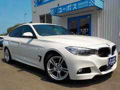 BMW320iグランツーリスモ Mスポーツ HUD ACC 黒革