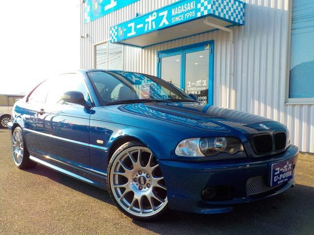 BMW 318Ci Mスポーツ 左ハンドル 5MT 本革シート