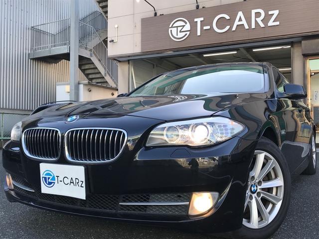 BMW 5シリーズ 523i ハイラインパッケージ ワンオーナー 純正HDDナビ フルセグTV バックカメラ HID ETC 純正アルミ