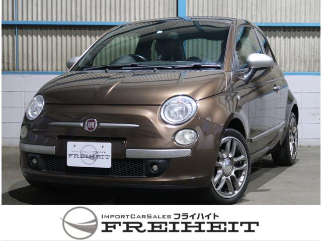 「フィアット」「500(チンクエチェント)」「コンパクトカー」「福岡県」の中古車