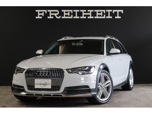 アウディ ベースグレード 3.0TFSI クワトロ 300台限定特別仕様車 当店買取車 LEDヘッドライト 禁煙車
