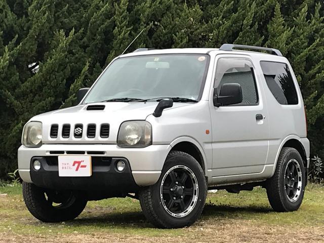 スズキ XC 5速MT 4WD ターボ 社外アルミホイール キーレス