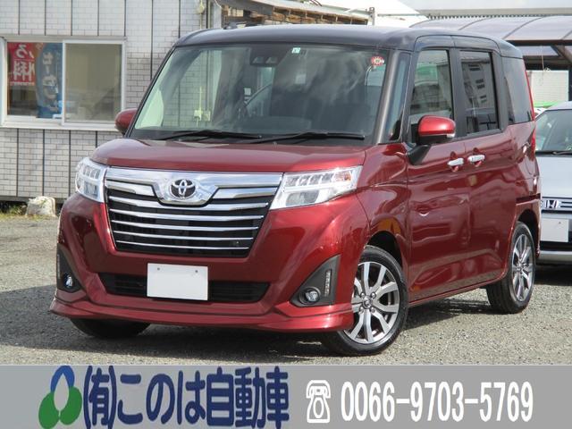 トヨタ カスタムG-T ターボ車 両側Pスラ スマートアシストIII