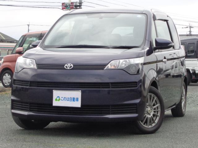 トヨタ F 左パワスラ ナビ地デジ 外LEDライト アイドルストップ