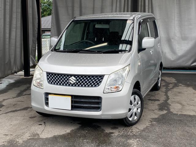 FX ワゴンR 660FX ミッション ユーザ買取車 純正オーディオ(1枚目)