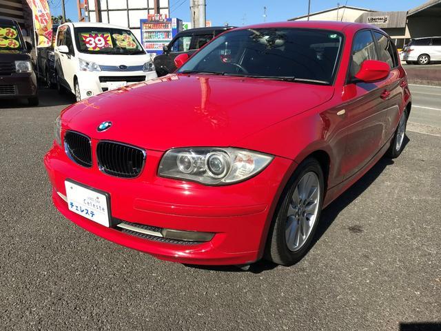 BMW 1シリーズ 116i 純正アルミ・HID・ETC