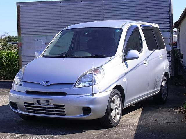 トヨタ G ステアマチックシフト付オートマ 純正14インチアルミ