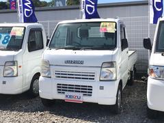 キャリイトラックKC 4WD AC MT 軽トラック 白