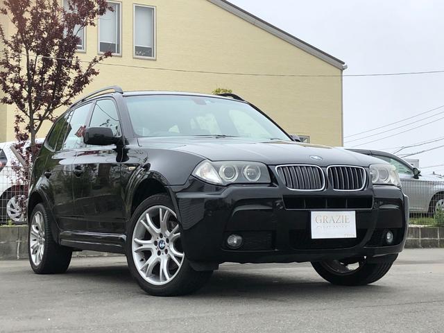 BMW X3 2.5si Mスポーツ 純正19インチアルミ 純正ナ...