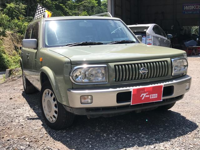 「日産」「ラシーン」「SUV・クロカン」「鹿児島県」の中古車