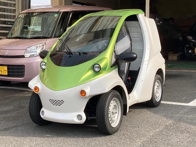 トヨタ トヨタ コムス EV車