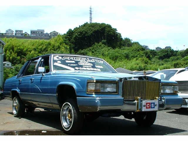 キャデラック ブロアムエレガンス 91yモデル 5700