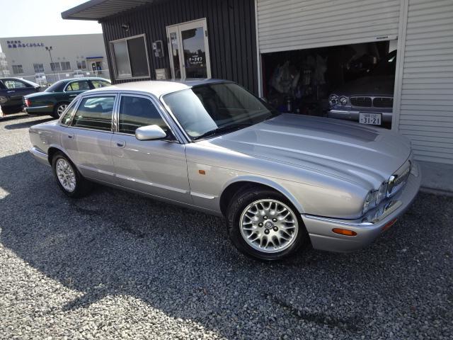ジャガー XJソブリンLTD 4.0-V8200台限定車