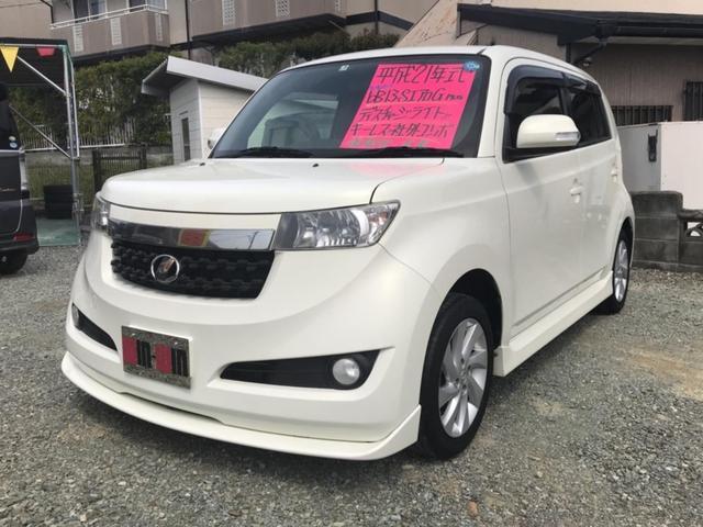 トヨタ S エアロ-Gパッケージ CD スマートキー