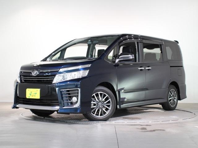 トヨタ ZS 煌 1年保証 SDナビTV 後席モニター 両側電動スラ