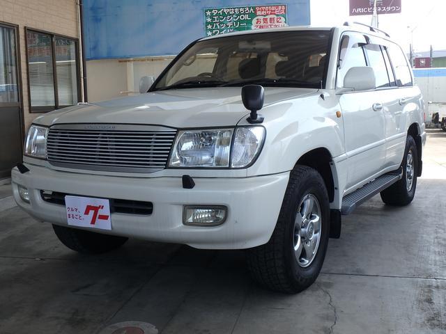 トヨタ VXリミテッド Gセレクション 8人乗り サンルーフ 4WD