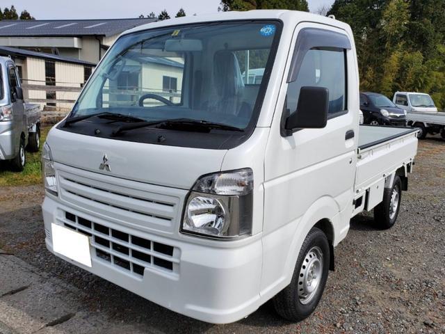 三菱 ミニキャブトラック M 4WD 5速ミッション AM・FMラジオ 作業灯