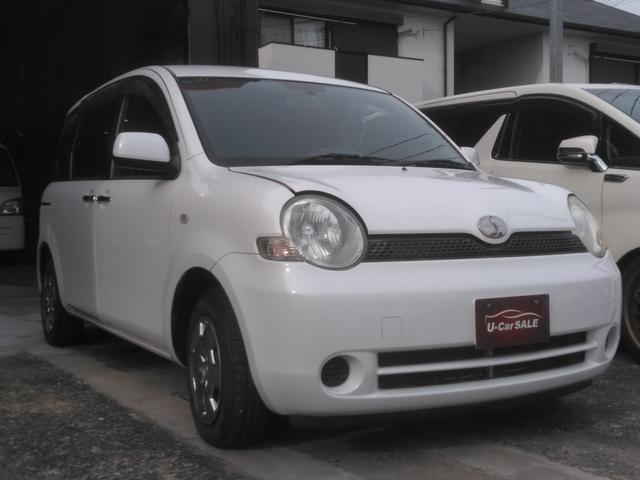 トヨタ X 7人乗り 片側電動スライドドア キーレス CD ABS