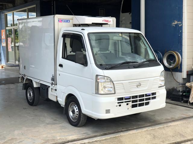 日産 冷蔵冷凍車/-30度設定/オートマ/バックカメラ
