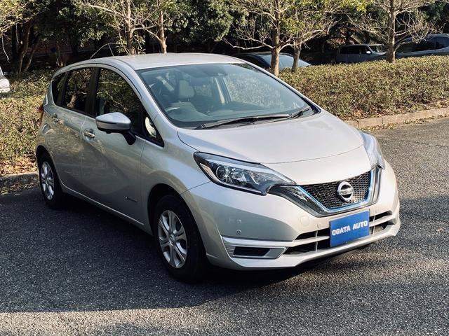 日産 e-パワー X 新車保障継承