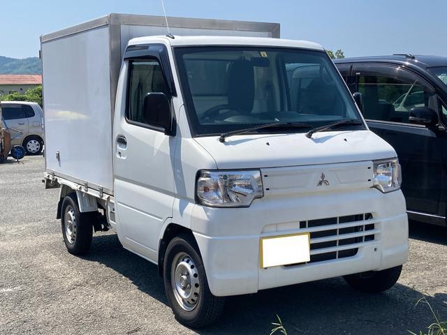 三菱 ミニキャブトラック  保冷車 オートマ エアコン キーレス