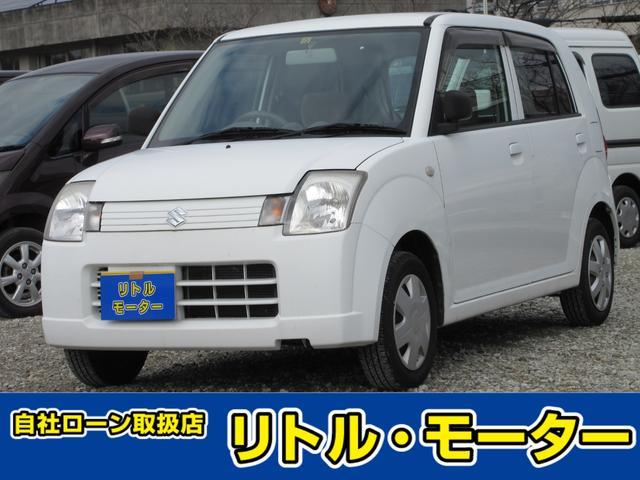 スズキ GII キーレス CDデッキ エアコン 車検2年12月