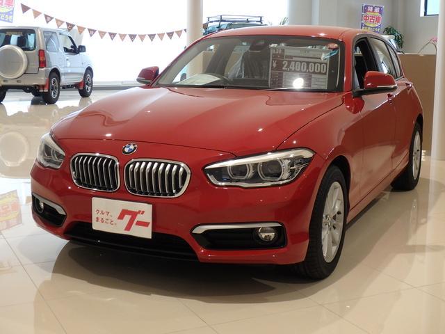 BMW 118i スタイル ターボ ナビ バックモニター ETC