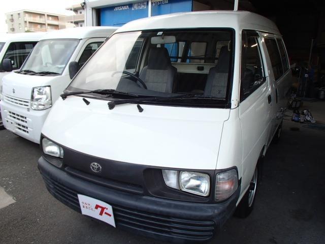 トヨタ DX 5速MT CDデッキ エアコン パワステ