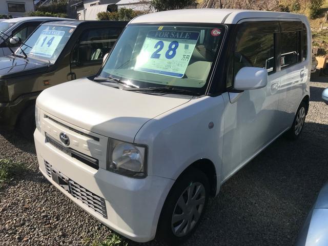 「トヨタ」「ピクシススペース」「コンパクトカー」「鹿児島県」の中古車