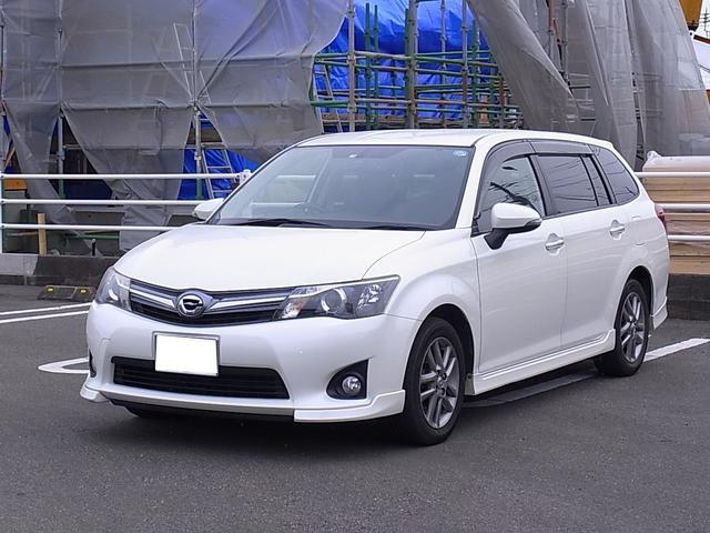 トヨタ 1.8S エアロツアラー・WXB 手動運転装置付AM20