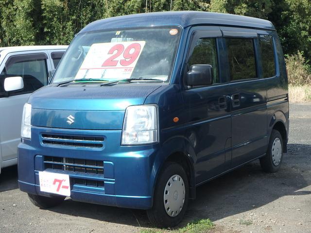 「スズキ」「エブリイ」「コンパクトカー」「鹿児島県」の中古車