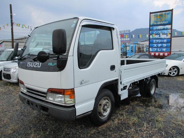 いすゞ エルフトラック 2T積