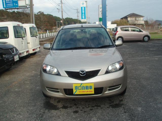 「マツダ」「デミオ」「コンパクトカー」「鹿児島県」の中古車