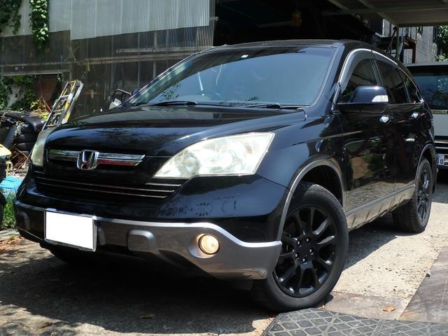 ホンダ CR-V 2WD HIDライト スマートキー ETC シートカバー