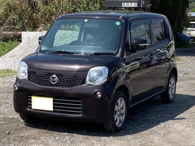 日産 G ABS ベンチシート スマートキー オートエアコン CD バックカメラ 純正アルミホイール