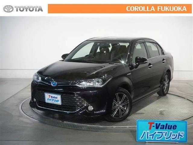 「トヨタ」「カローラアクシオ」「セダン」「福岡県」の中古車