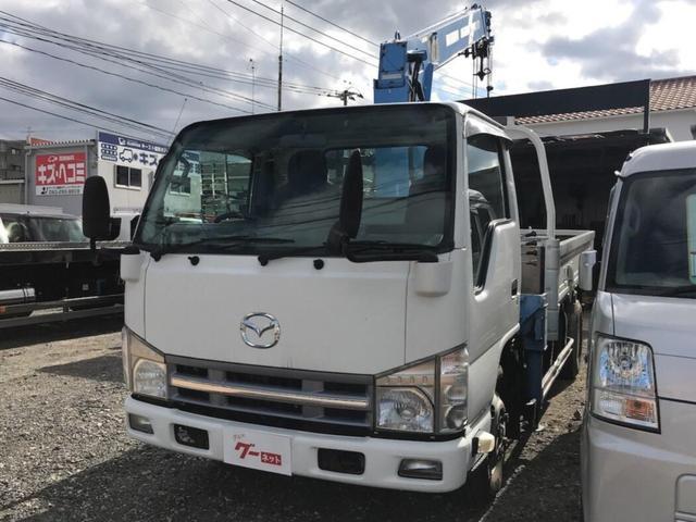 マツダ MT ETC 3段クレーン