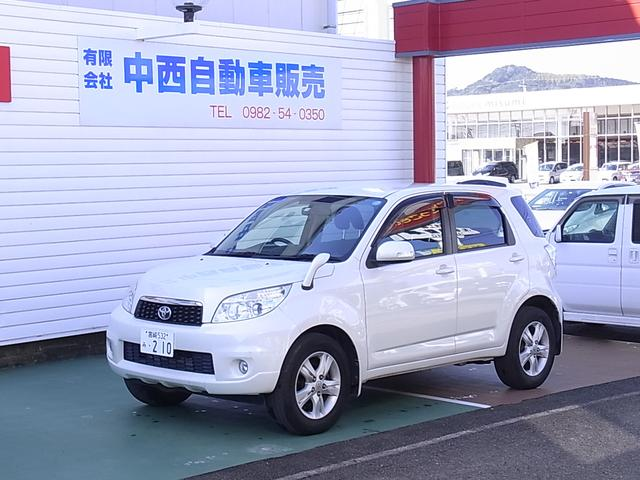 トヨタ ラッシュ G Lパッケージ ワンオーナー SDナビ地デジ HIDライト